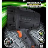 Energizer Lanterna 7638900344974, ENERGIZER Hard Case Led, reincarcabila, negru