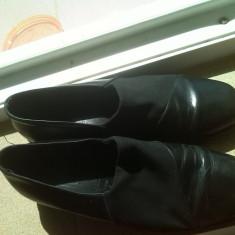 Pantofi gabor marime 7 sau 40.5 - Pantof dama Gabor, Culoare: Negru