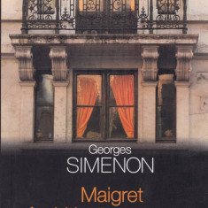 Georges Simenon - Maigret Inchiriaza o camera - 602140 - Carte de aventura