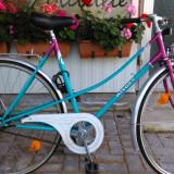Bicicleta de oras Winora, import Germania, 22 inch, 28 inch, Numar viteze: 3