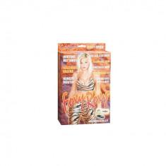Papusa Foxy Roxy cu vibratii - Sex Shop Erotic24 - Papusi gonflabile