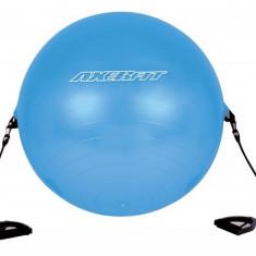 AXER Minge fitness cu corzi, 65 cm, albastra