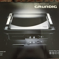 Gratar electric Grundig Contact Grill CG 5040 Premium line