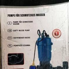 Pompa Apa Murdara Champion 3000 W Cu Tocator Si Cutit Exterior - Pompa gradina