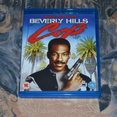Film - Beverly Hills Cop - 3 Filme [3 Blu-Ray Discs], release UK Original - Film Colectie paramount, Engleza