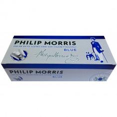 Foite tigari - Tuburi PHILIP MORRIS CU CARBON / tuburi tigari tutun/tabac/filtre tigari