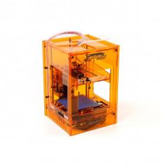 Imprimanta 3D Mini Fabrikator - Portocalie