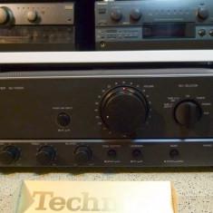 Amplificator audio - Amplificator Technics SU-VX500 stare foarte buna, poze reale