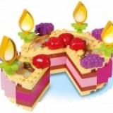 Set Unico Tort Mare - Jocuri Seturi constructie