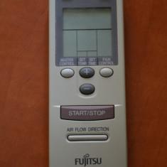 Telecomanda aer conditionat FUJITSU ORIGINALA, IMPECABILA ( AC ),