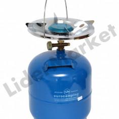 Butelie de voiaj cu arzator 5 litri - Aragaz/Arzator camping