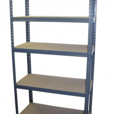 Raft metalic 5 polite PAL 180 x 90 x 45 cm, 175kg/polita - Raft/Etajera