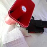 Megafon Auto 30W - PRODUS NOU - Amplificator audio