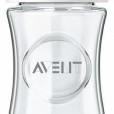 Biberon de sticla 240 ml Natural Philips Avent