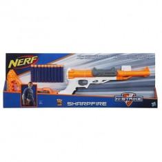 Pistol de jucarie Hasbro - Pusca Nerf N-Strike Sharpfire