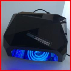 Lampa uv unghii - Lampa UV, LED, Lampa CCFL DIAMOND 36W Timer 10/30/60 sec