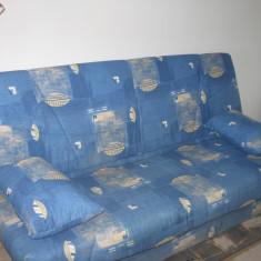Canapea extensibila, doua persoane