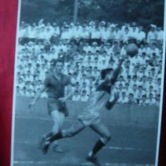Fotografie- Meci Handbal Romania- Japonia 1960, in Japonia, 12x18 cm
