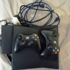 Xbox 360 Microsoft - Consola xbox360 slim, hdd 250gb.