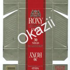 Pachet tigari - Ambalaj pachet necartonat tigari Roxy / Extra
