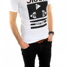 Tricou tip ZARA MUSIC - tricou barbati - tricou slim fit - tricou fashion - 6036