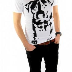 Tricou tip ZARA - tricou barbati - tricou slim fit - tricou fashion - 6038
