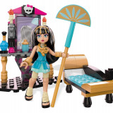 Papusa Monster High Cleo Mattel Mega MH Gore Geous Vanity CNF79-CNJ03