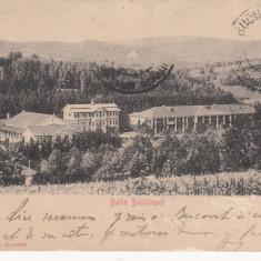 BAILE BALTATESTI, CIRCULATA - Carte Postala Moldova pana la 1904, Printata