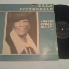 DISC VINIL - ELLA FITZGERALD - Muzica Blues electrecord