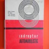 Carti auto - INDREPTAR AUTOMOBILISTIC Sergiu Cunescu