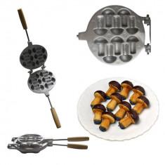 Forma prajituri diverse, ciupercute ursuleti etc