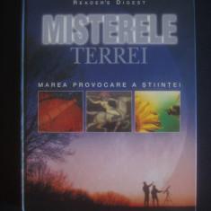 READER'S DIGEST - MISTERELE TERREI * MAREA PROVOCARE A STIINTEI - Carte Geografie