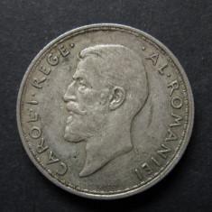 Monede Romania - 2 Lei 1914 - Argint