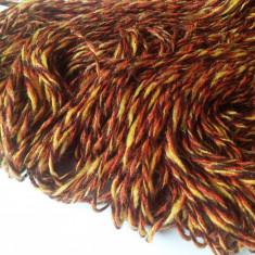 Fir de tricotat sau crosetat lana 50% moale, catifelata