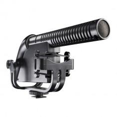 Boya BY-VM190P Microfon supercardioid pentru DSLR si camere video - Microfon Camera Video