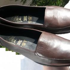 Pantofi dama Aldo, Piele naturala - Pantofi piele naturala -pantofi femei-dama BLEIL italia nr.40 NOI
