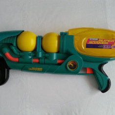 Pistol de jucarie - Pistol apa presiune Super Soaker Xtra Power XP 310 Air Pressure LARAMI 1999 gun