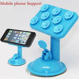 Universal Car Holder for Smartphones Smart spider Blue 00318-2