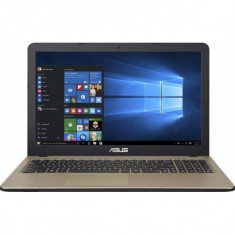 Laptop Asus X540SA Quad Core N3150 500GB 4GB DVDRW Black