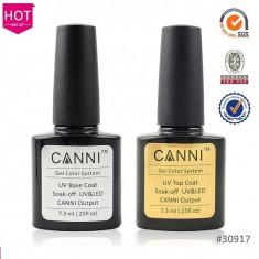 Top coat soak off CANNI - Oja
