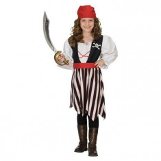 Costum Halloween - Costum Pirat fetite 10-12 ani - Carnaval24