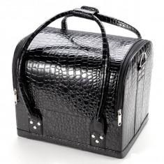 Geanta Cosmetice Beauty Case - Black