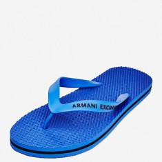 Slapi barbati Armani Exchange - Pantofi plaja/Slipi Armani C. STRIPE masura 42 43