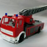 Herpa  camion pompieri scara Mercedes SK  1:87