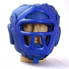 Casca Grilaj*Piele Bivol*Albastru*S - Accesorii box