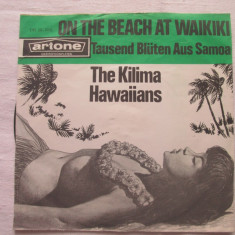The Kilima Hawaiians - On The Beach At Waikiki _ vinyl(7
