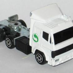 Macheta auto Alta - Majorette - Cap tractor Mercedes 1/87