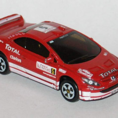 Majorette - Peugeot 307 WRC - Macheta auto Alta