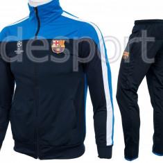 Trening barbati - Trening NIKE FC BARCELONA - Bluza si Pantaloni Conici - Pret special - FCB32