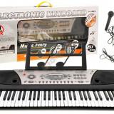 Instrumente muzicale - Orga electronica MQ-810USB Boxe, MP3, USB, Microfon Claviatura 61clape